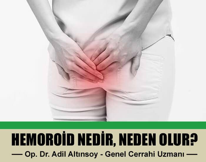 Hemoroid nedir