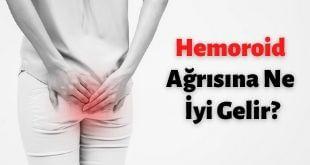 Hemoroid Ağrısına Ne İyi Gelir